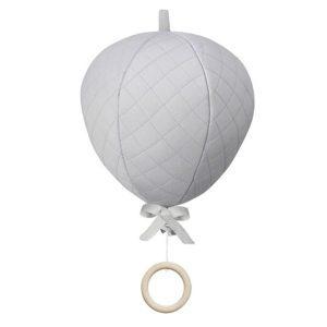Balloon Music Mobile Grey