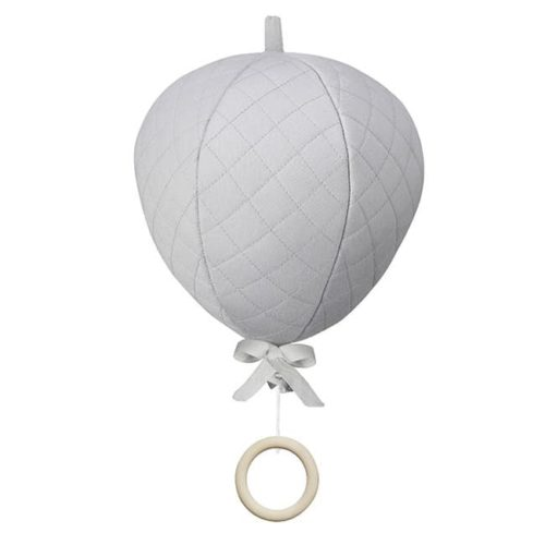 Balloon Music Mobile Grey