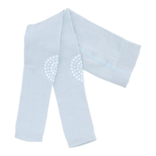 Baby Crawling leggings in sky blue colour