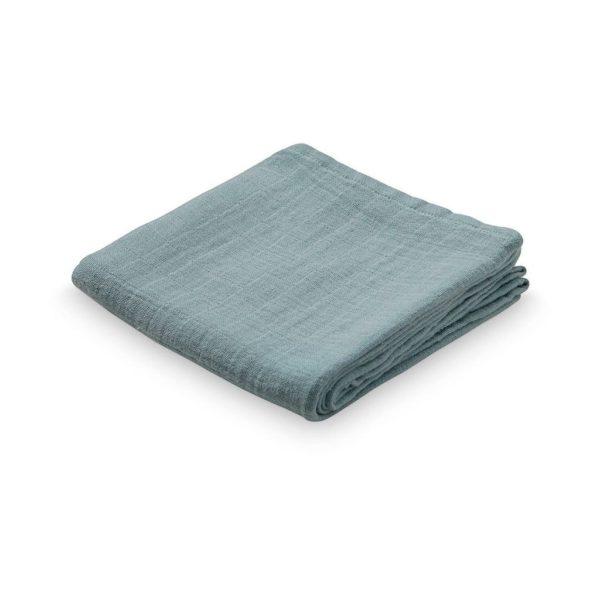 Organic muslin cloth in petroleum