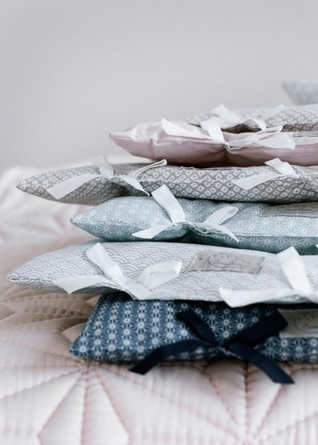 Cam Cam assorted dolls bedding for nursery or playroom