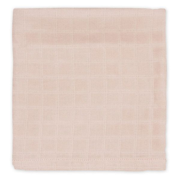 Cam Cam organic cotton muslin cloth for nursery blossom pink