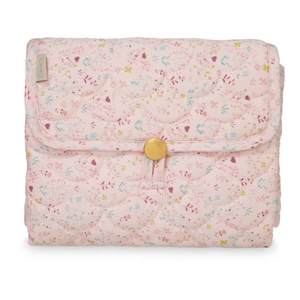 Cam Cam travel changing mat for baby fleur pink portable