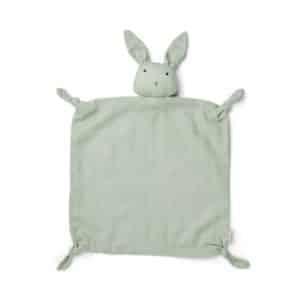 Mint Green Baby Comforter