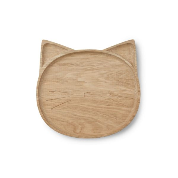 Wooden at Plate for kids