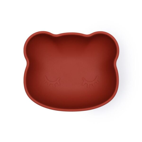 Rusty Silicone Baby Bowl