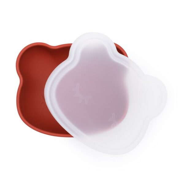Baby Suction Bowl Rusty