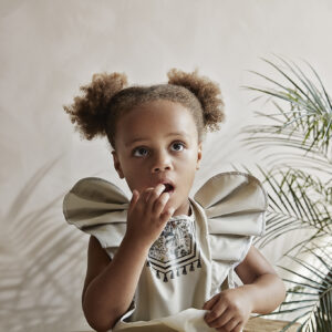 Elodie Details Baby Bib Vintage Flower1
