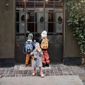 Elodie Details Kids Backpack Gold5