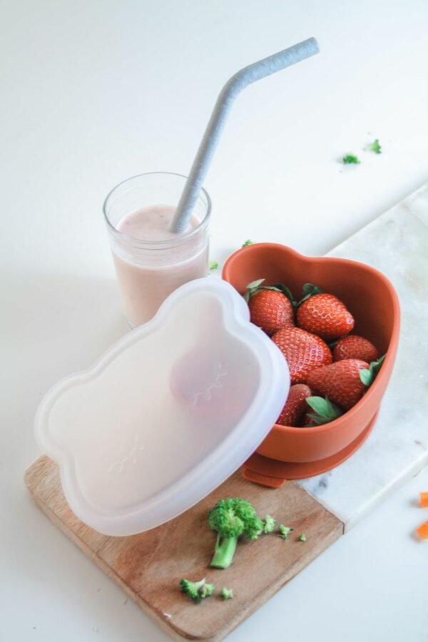 Rusty Baby Suction Bowl